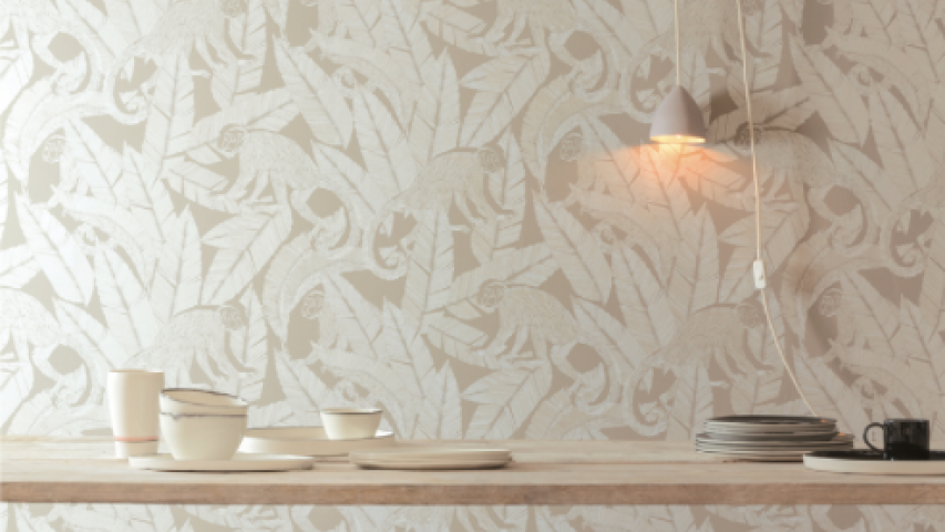 Khroma, Belgian Wallpaper Residential Folies, behang wanddecoratie