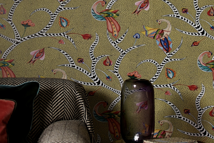 James Malone Wallcovering